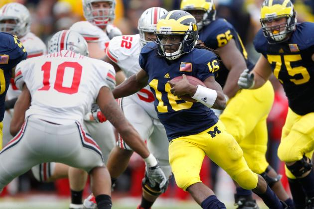 Michigan, Ohio State Gear Up to Play 'The Game'