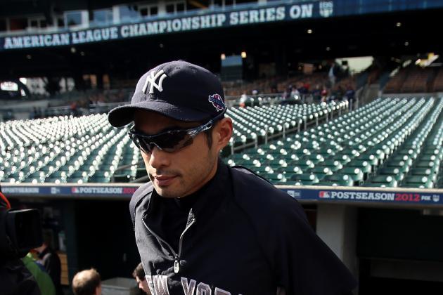 Kuroda, Ichiro Decline to Play for Japan in WBC