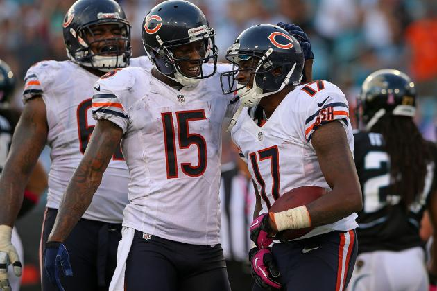 Jeffery Probable to Face 49ers