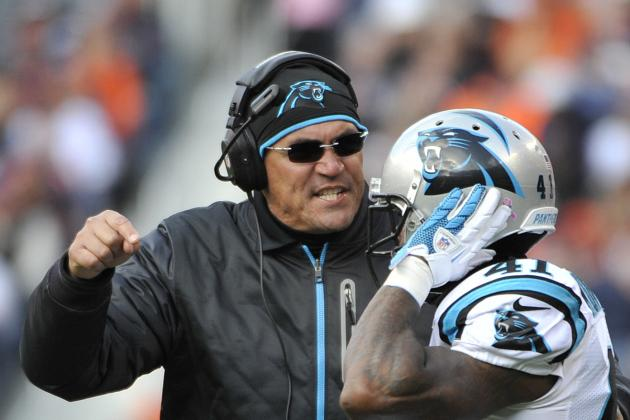 Carolina Panthers: Why This Loss to Buccaneers Will Cost Ron Rivera His Job