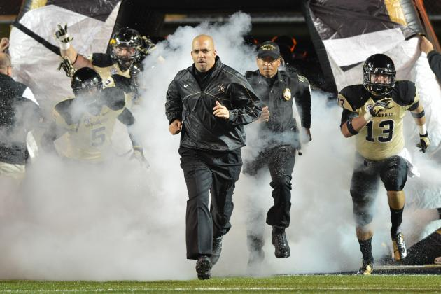 James Franklin: Will He Leave a Lasting Legacy at Vanderbilt?