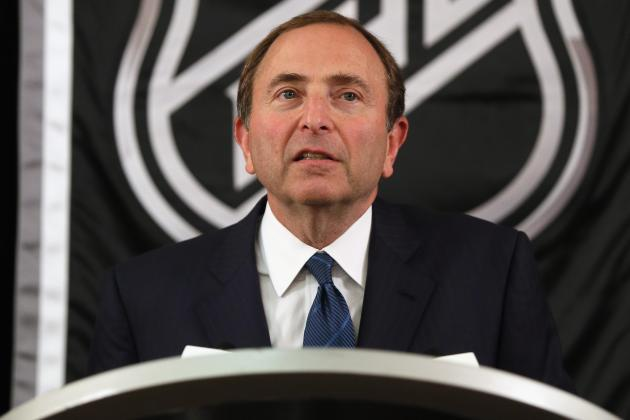 Bettman Calls Daily News Report 'Fabrication'