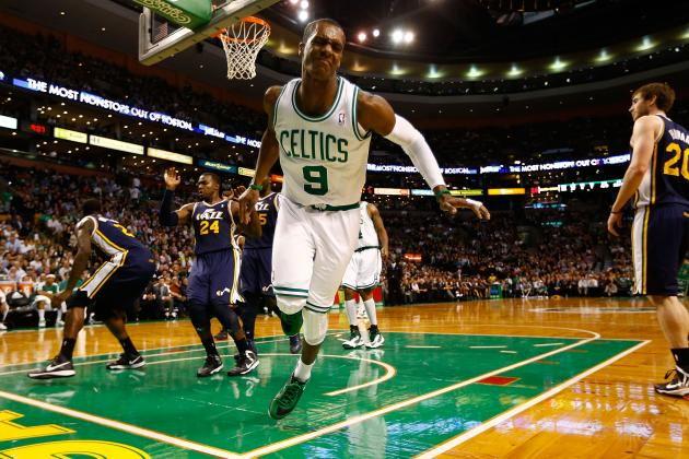Rivers, Celtics Help Rondo Extend Assist Streak