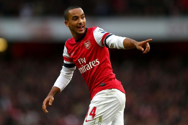 Arsenal Transfer News: Arsene Wenger Wise to Insist Team Won't Sell Theo Walcott