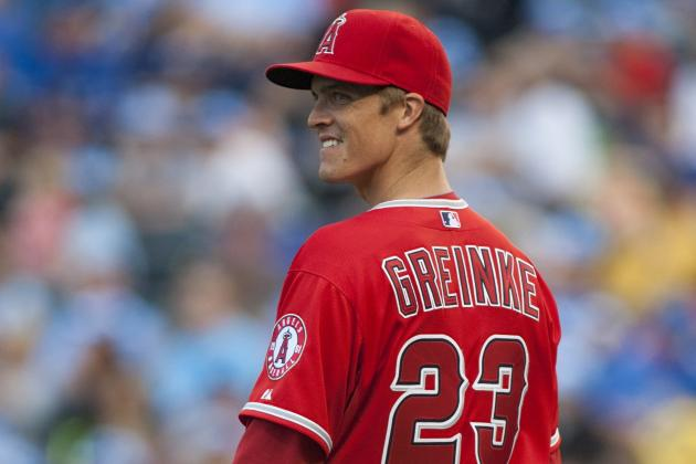 "Dodgers Considered ""the Favorites"" to Sign Zack Greinke"