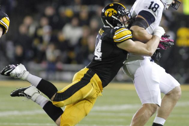 Iowa Hawkeyes Top NFL Draft Prospects for 2013 and Beyond