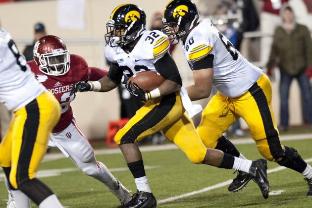 Hawkeyes Could Be Seeing Red Friday at Kinnick