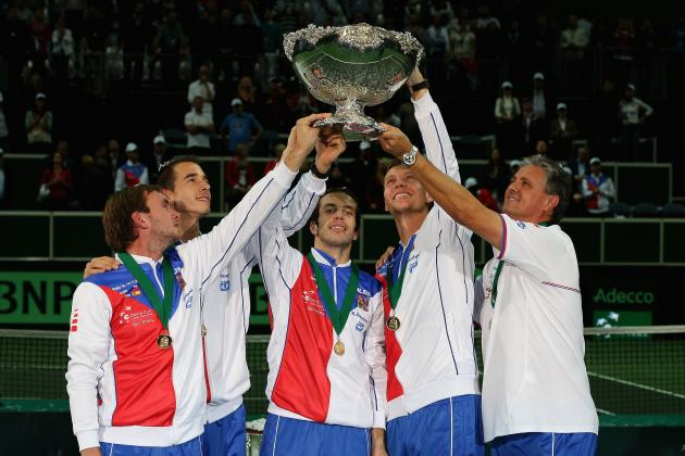 Tennis: Czech Republic Dominates National Group Competitions in 2012
