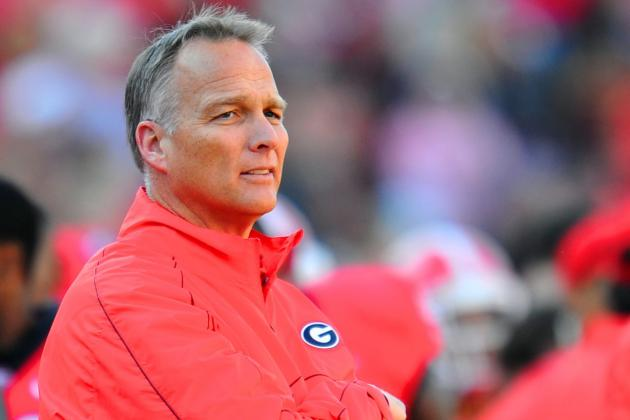 No. 3 Bulldogs Back in National Championship Talks, but Richt Focused on GT