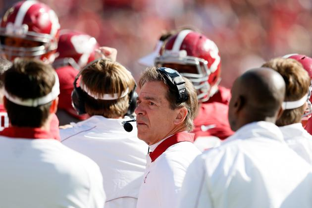 Debate: Who Would You Like to See Alabama Play in National Title Game?