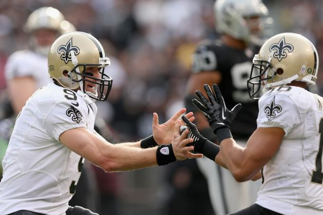 Drew Brees, Saints Catching Fire and Pose Threat to Rest of NFC