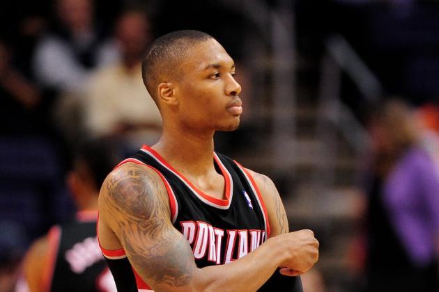 Damian Lillard Makes Rookie Mistake, Chicago Bulls Get Mad