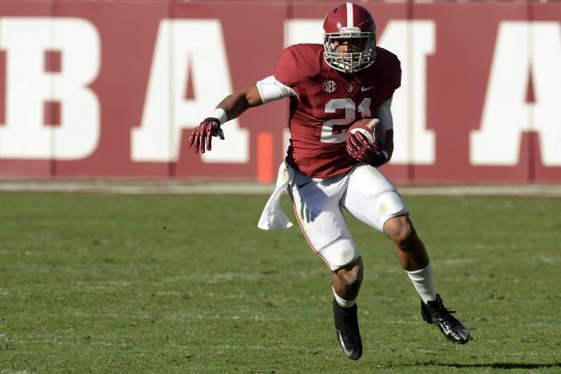 Brent Calloway's Future at Alabama Probably Is at H-Back, Nick Saban Says