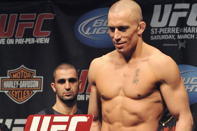 Georges St-Pierre vs. Carlos Condit: Full-Fight Technical Breakdown