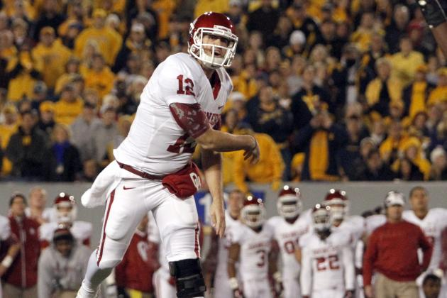 Landry Jones Leads OU on Game-Winning Drive