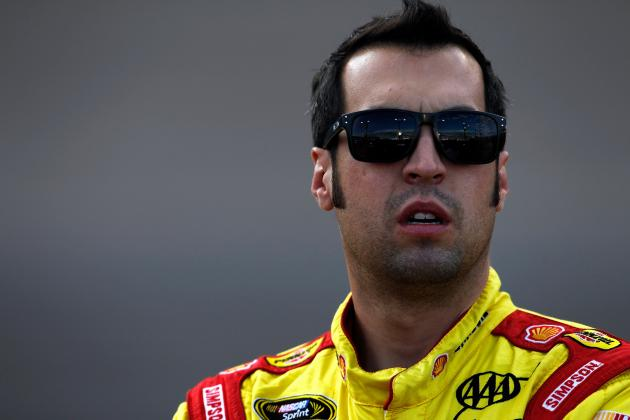 Hornish Jr. Happy for Penske's Cup Win