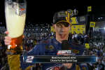 Keselowski Gives Drunken SportsCenter Interview After Win