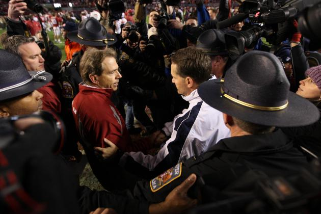 Chizik Has Plenty of Praise for Alabama