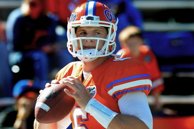 Jeff Driskel Will Play vs. FSU