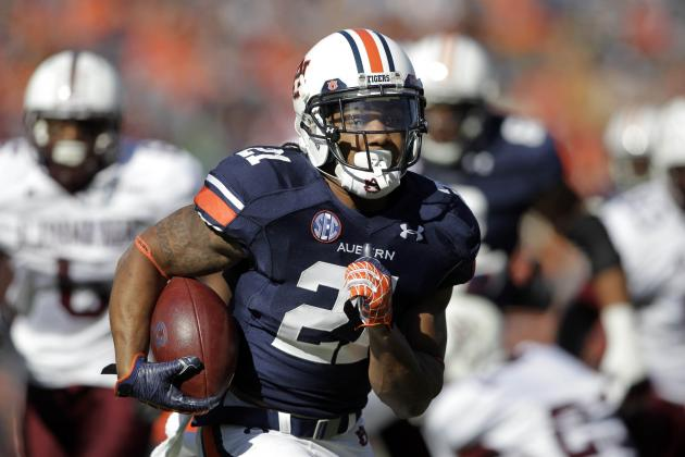 Numbers Jump After Blowout Win over Alabama A&M