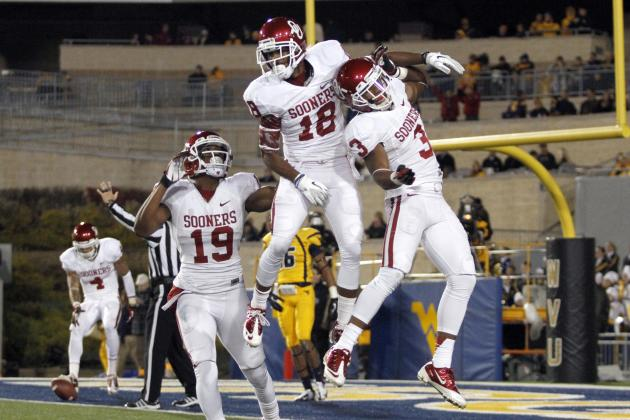 OU-West Virginia Game Was Like No Other When It Came to Statistics