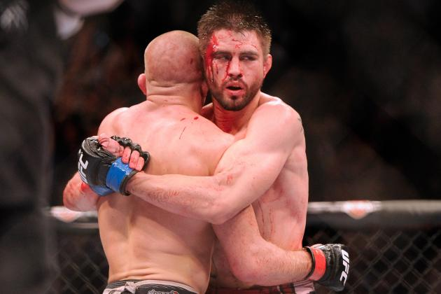 GSP vs. Condit Fight Metric Report Tells the Tale