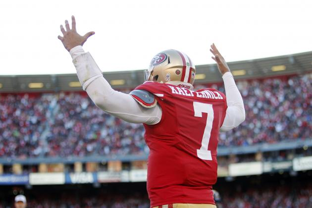 Colin Kaepernick: Updated Fantasy Outlook & Analysis for 49ers QB
