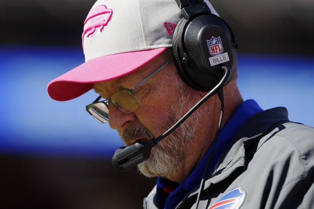 Buffalo Bills Reportedly Fire Head Coach Chan Gailey