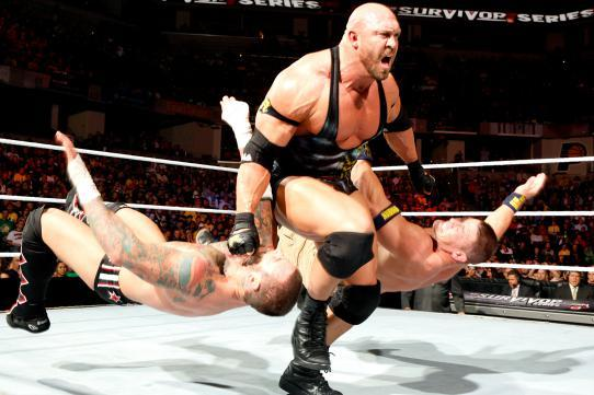 WWE Survivor Series Reaction: The WWE Continues to Protect Ryback Successfully