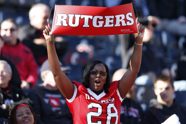 Rutgers Officially Leaves Big East to Join Big Ten