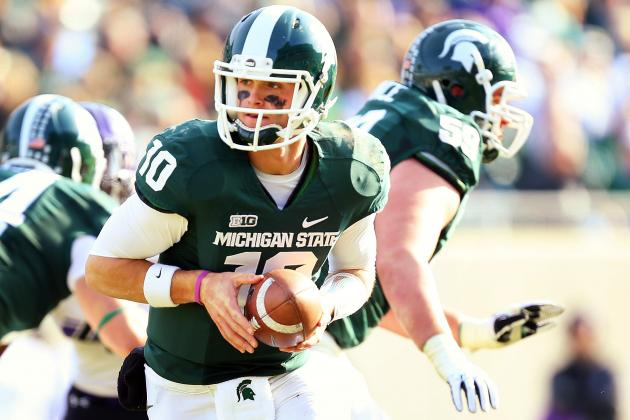 Michigan State Sees Itself in 1-Game Playoff