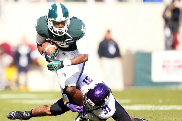 Three Things We Learned About Michigan State in Loss to Northwestern