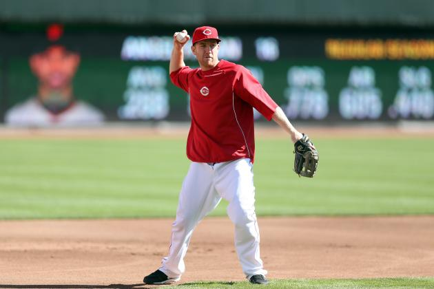 "Todd Frazier ""Penciled In"" as Reds' Starting Third Baseman"