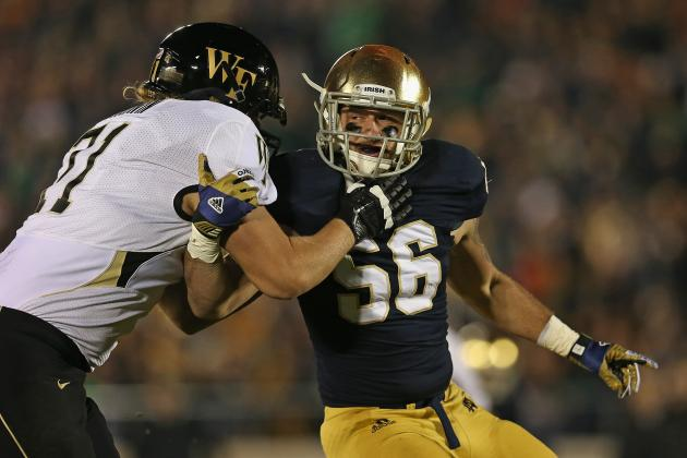 Notre Dame Campus Atmosphere 'Insane' Over Football Prowess