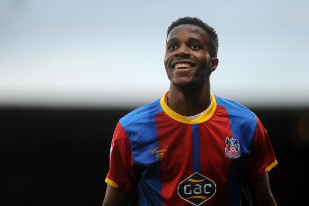 Manchester United Transfer Rumors: Wilfried Zaha Would Shine at Old Trafford