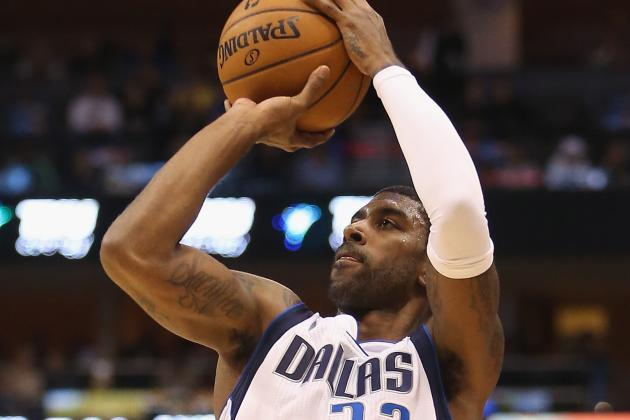 O.J. Mayo Lighting It Up from 3-Point Land