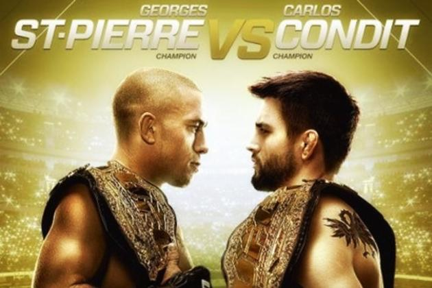 UFC 154: Where Does It Rank Among 2012's PPV Cards?