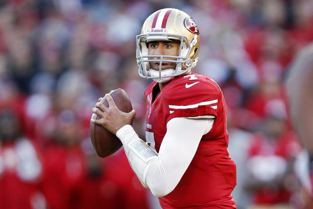 Source: Colin Kaepernick Will Start Tonight