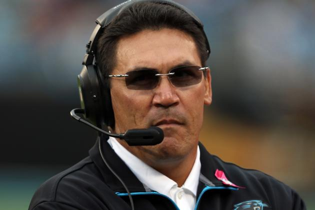 Rivera Expects to Coach Rest of Season