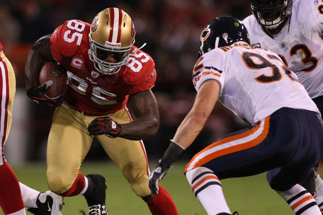 San Francisco 49ers vs. Chicago Bears an Underrated Rivalry