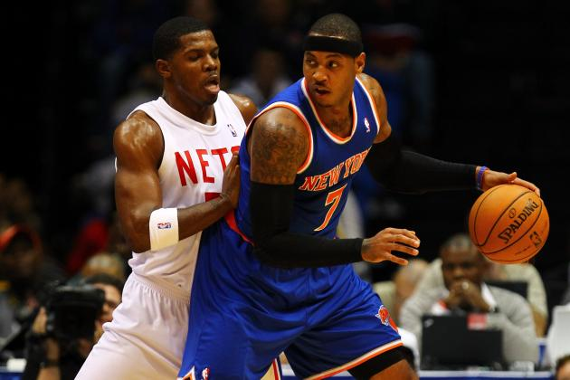 The Plot Thickens: Nets.com Redirects to New York Knicks' Website
