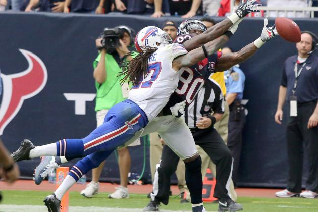 Gilmore Brings Stability to Bills' Secondary