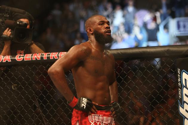 Jon Jones vs. Chael Sonnen: TUF Will Be on Life Support If This Season Fails