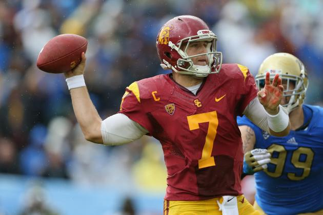 Matt Barkley: Trojan QB's NFL Future Looks Dim Following Disappointing Season