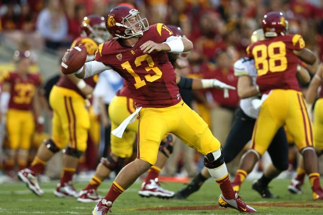 USC Football: Max Wittek, the QB Standing Between Notre Dame and a BCS Title