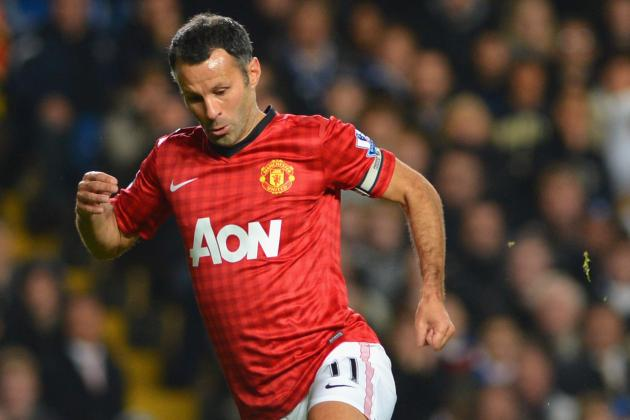 Ryan Giggs Should Return to the Wing for Manchester United