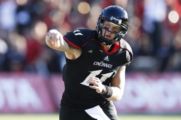 Bearcats QB Kay Questionable This Week