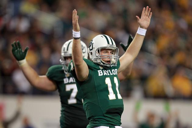 Baylor vs. Texas Tech: TV Schedule, Live Stream, Radio, Game Time and More