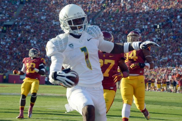 Oregon Ducks: Bowl Possibilities After Upset Loss to Stanford