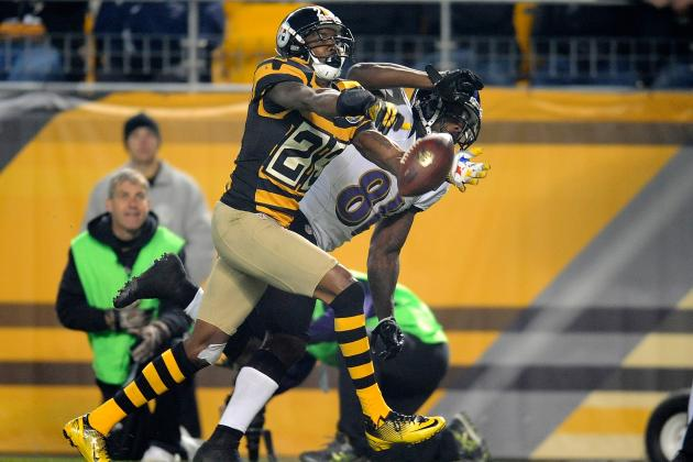 Breaking Down the Pittsburgh Steelers' Lockdown Secondary